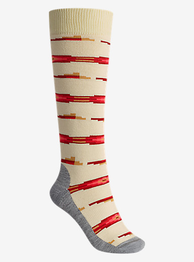 Burton Shadow Sock shown in Canvas