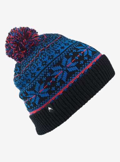 Burton McKennzie Beanie shown in True Black