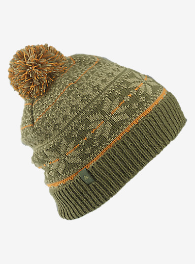 Burton McKennzie Beanie shown in Keef