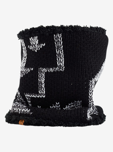 Burton Notch Neck Warmer shown in Neu Nordic