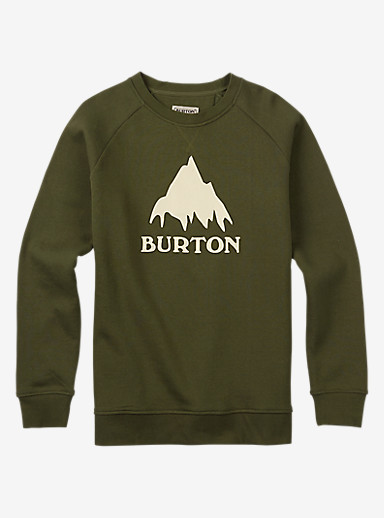 Burton Classic Mountain Crew shown in Keef