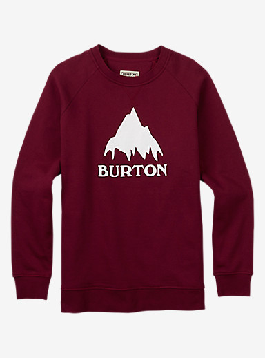 Burton Classic Mountain Crew shown in Wino