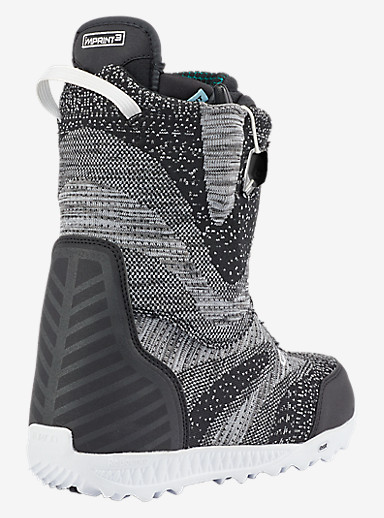 Burton Ritual LTD Snowboard Boot shown in Black / Multi