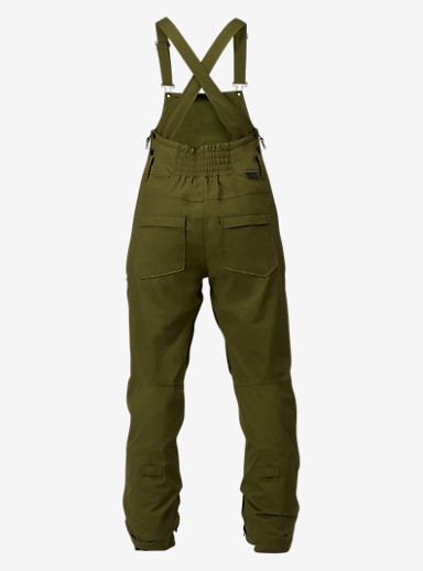 Burton Avalon Bib Pant shown in Keef