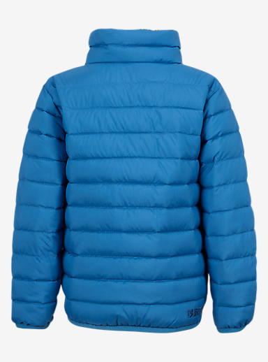 Burton Minishred Flex Puffy Jacket shown in Glacier / Sasquatch
