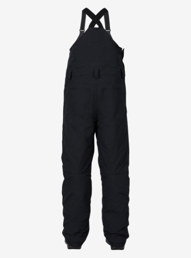 Burton Kids' Skylar Bib Pant shown in True Black