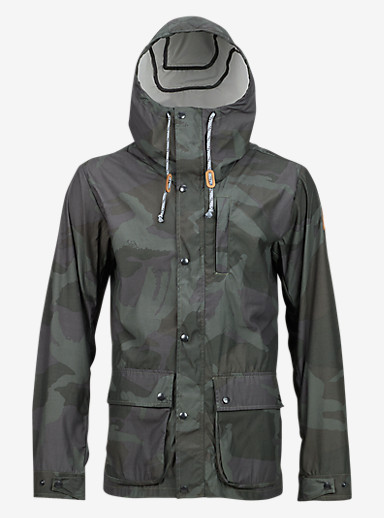 Burton Boroughs Parka shown in Beetle Derby Camo