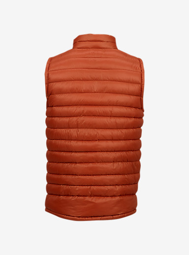 Burton Evergreen Synthetic Insulator Vest shown in Picante