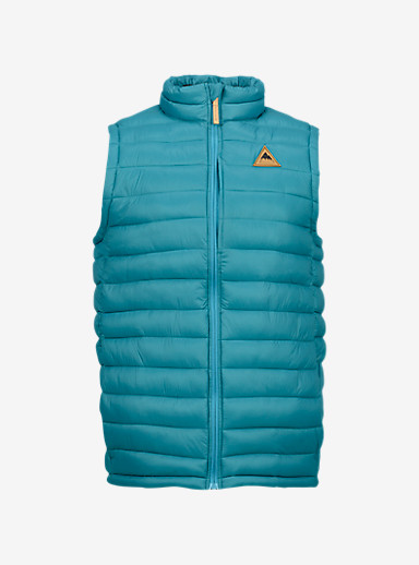 Burton Evergreen Synthetic Insulator Vest shown in Larkspur
