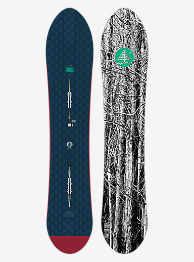 Burton Family Tree Branch Manager Snowboard shown in 159