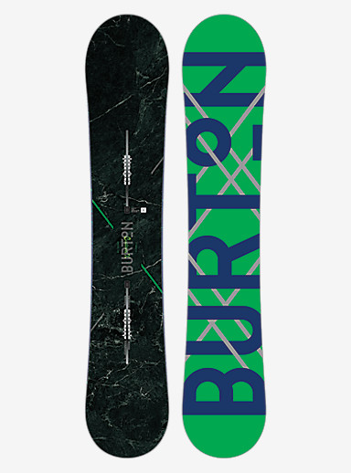 Burton Custom X Flying V Snowboard shown in 152