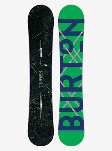 Burton Custom X Flying V Snowboard shown in 158
