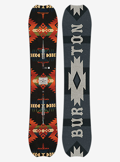 Burton Trick Pony Snowboard shown in 150