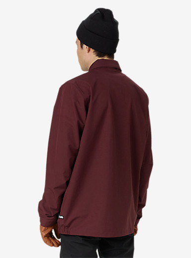 Analog 3LS Foxhole Jacket shown in Deep Purple