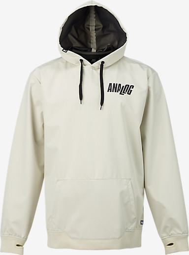Analog 3LS Pullover Jacket shown in Monochrome
