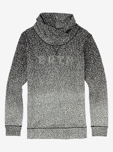 Burton Josie Mockneck Pullover shown in Gradient