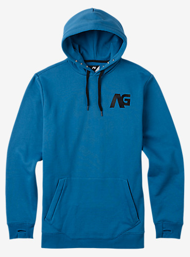 Analog Crux Hoodie shown in Sky Blue