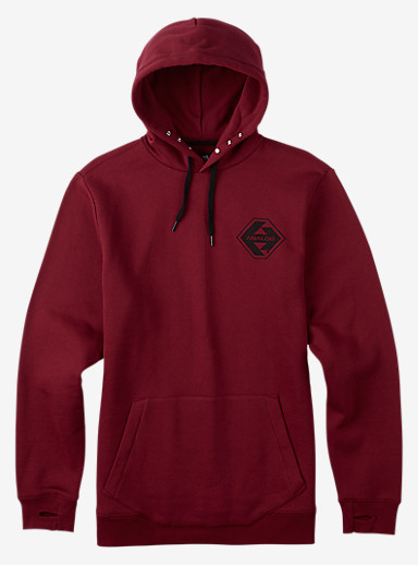 Analog Agent Pullover shown in Blood