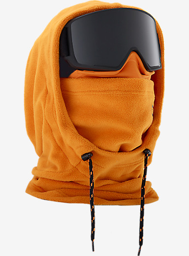 anon. MFI XL Hooded Clava shown in Orange