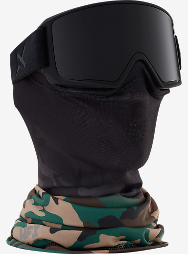 anon. MFI Light-Weight Neck Warmer shown in Guerrilla