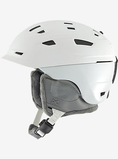 anon. Nova Helmet shown in White