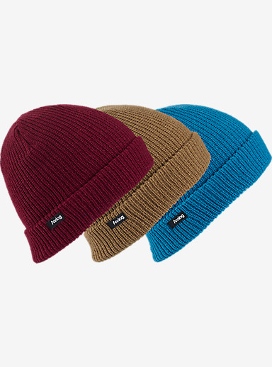 Analog Beanie 3-Pack shown in Deep Purple / Masonite / Sky Blue