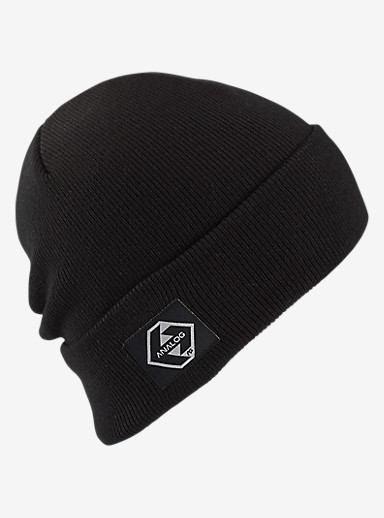 Analog Service Beanie shown in True Black