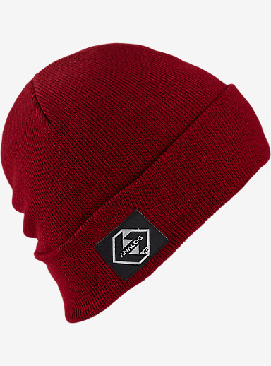 Analog Service Beanie shown in Blood