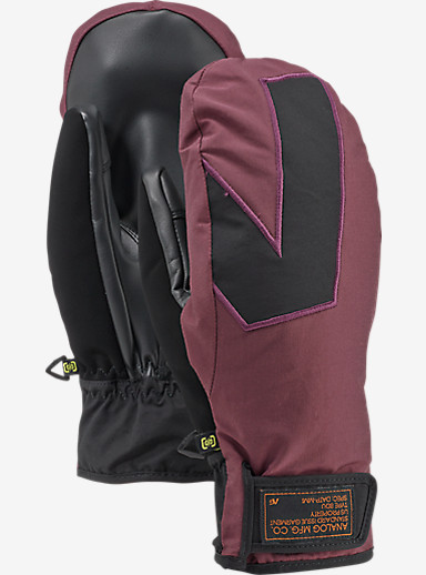 Analog Gentry Mitt shown in Deep Purple