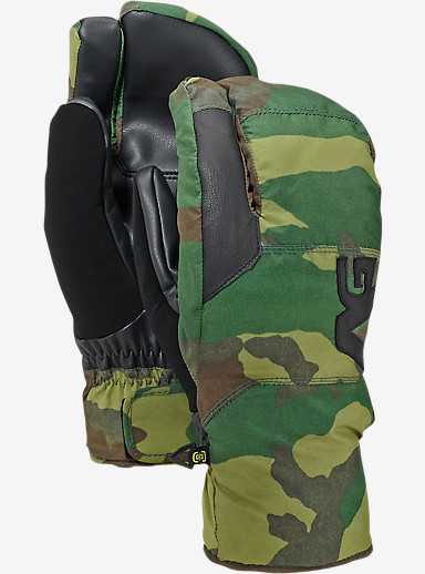 Analog Acme Mitt shown in Surplus Camo