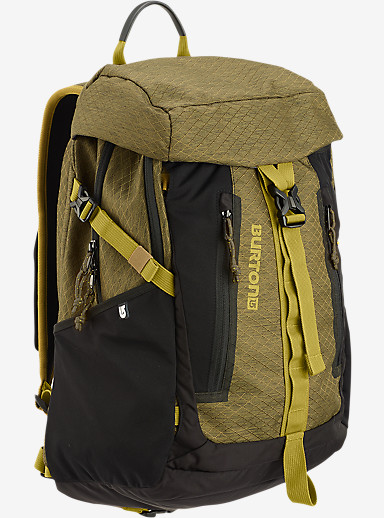 Burton Day Hiker Pinnacle 31 l Rucksack angezeigt in Jungle Heather Diamond Ripstop