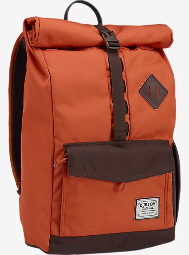Burton Export Backpack shown in Burnt Ochre [bluesign® Approved]
