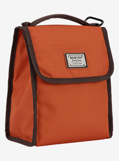 Burton Lunch Sack shown in Burnt Ochre [bluesign® Approved]