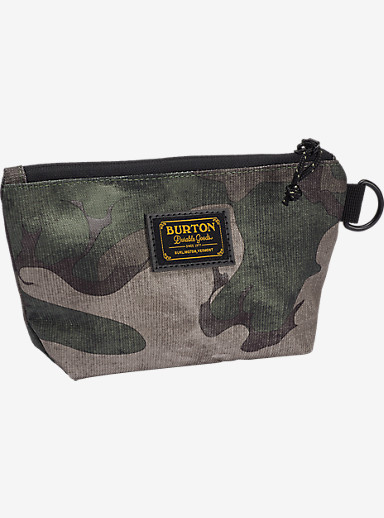 Burton Utility Pouch Small shown in Bkamo Print