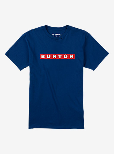 Burton Vault Short Sleeve T Shirt shown in True Blue