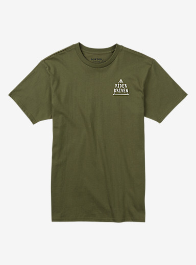 Burton Drive Short Sleeve T Shirt shown in Olive Branch