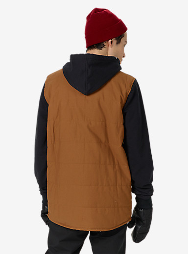 Analog Affiliate Jacket shown in Copper