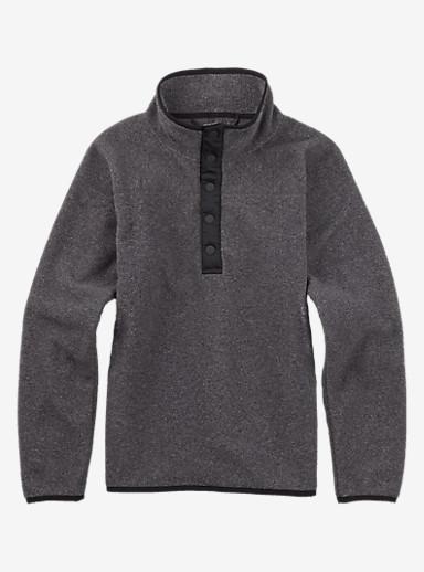 Burton Spark Fleece-Pullover für Kinder angezeigt in True Black Heather