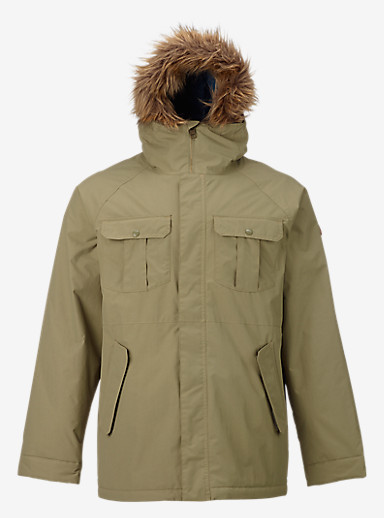 Burton Doyle Jacket shown in Rucksack