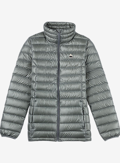 Burton Women's Packable Goose Down Insulator shown in Monument