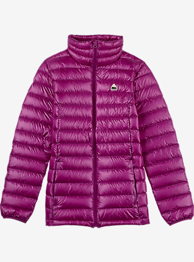 Burton Women's Packable Goose Down Insulator shown in Grapeseed