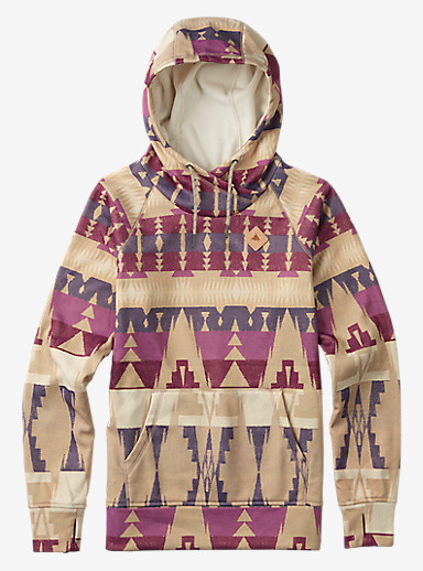 Burton Heron Pullover Hoodie shown in Vision Quest