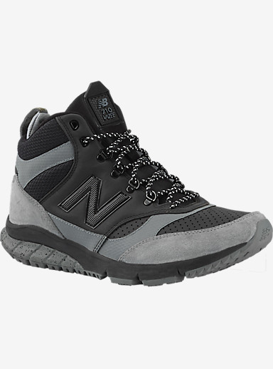 Burton x New Balance 710 Vazee - Ion Shoes shown in Black / Grey