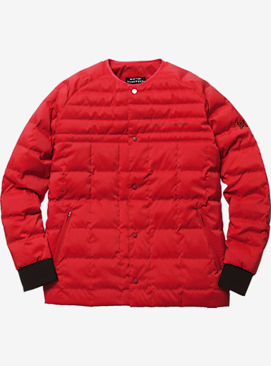 Burton THIRTEEN Transitional shown in Red
