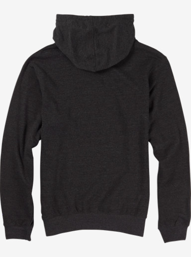Women's Burton US Open Pullover shown in Charcoal