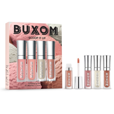 Scoop It Up Plumping Lip Gloss Set