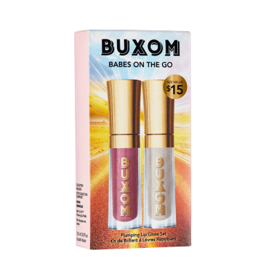 Babes On The Go Plumping Lip Gloss Set