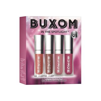 In The Spotlight Plumping Lip Gloss Set