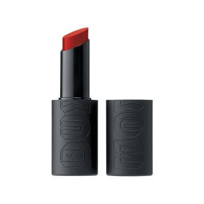 The bolder the better with this intensely pigmented one-stroke gel lipstick formula. Vivid, voluptuous colors play up a total bombshell look, but feel weightless and comfortable. Ultra-light and luscious in moisturizing matte and satin finishes.