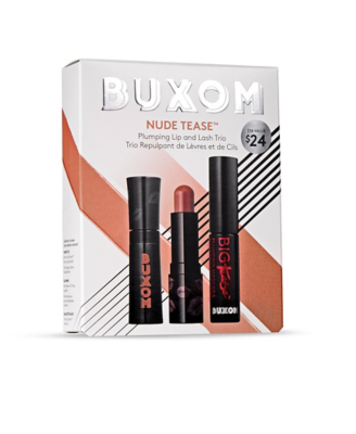 Nude Tease™ Plumping Lip and Lash Trio